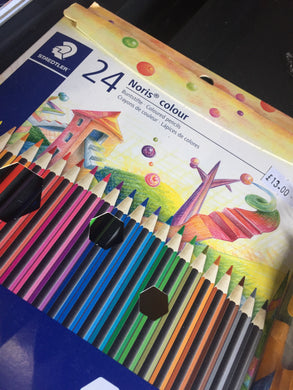Staedtler colouring pencils 24s - First Class Learning Bradford
