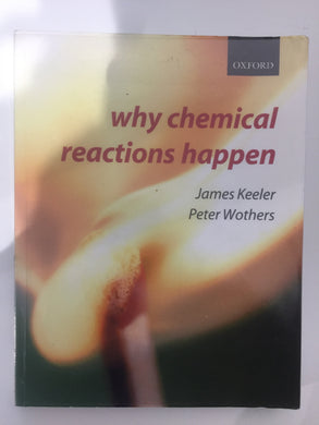 Why Chemical Reactions happen - First Class Learning Bradford