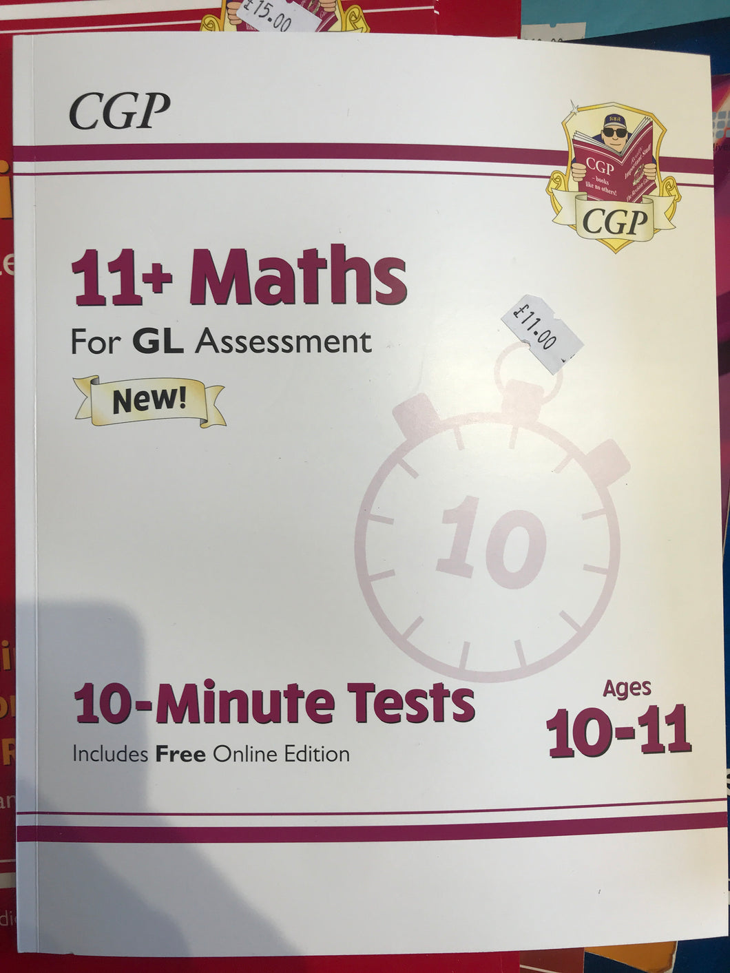 11 Plus Maths GL - First Class Learning Bradford