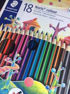 Staedtler colouring pencils 18s - First Class Learning Bradford