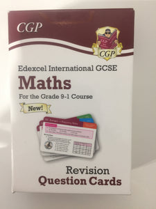 GCSE Maths revision cards higher - First Class Learning Bradford