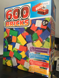 600 play bricks - First Class Learning Bradford