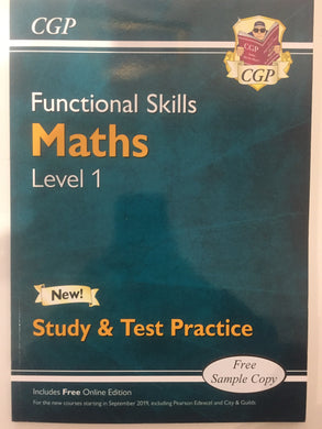 Maths Functional skills level 1 - First Class Learning Bradford