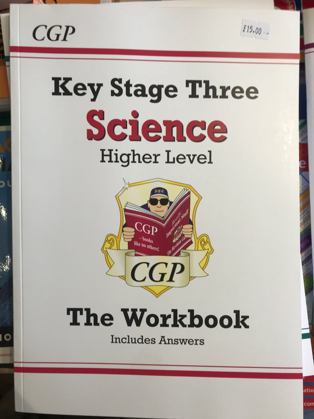 KS3 Science Work Book - First Class Learning Bradford