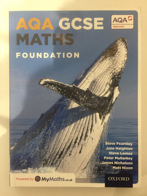 GCSE Maths Foundation - First Class Learning Bradford