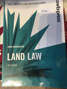 Land law - First Class Learning Bradford