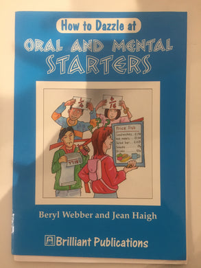 Maths oral and mental starters - First Class Learning Bradford