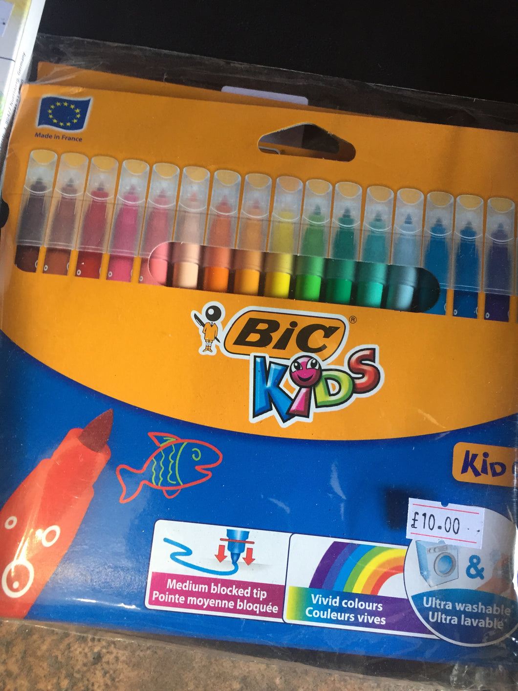 Bic kids felt pens - First Class Learning Bradford