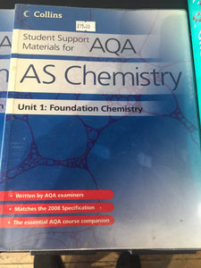Chemistry AQA - First Class Learning Bradford