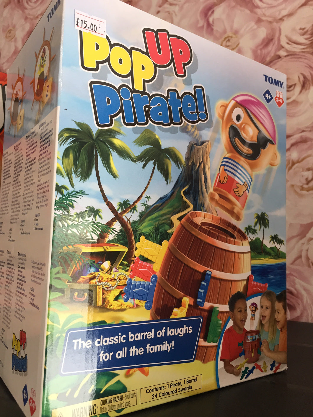 Pop up pirate - First Class Learning Bradford
