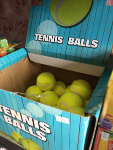 Tennis balls - First Class Learning Bradford