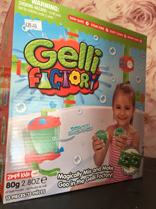 Gelli Factory - First Class Learning Bradford