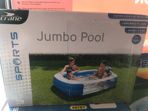 Jumbo Pool - First Class Learning Bradford