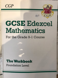 GCSE Maths Work Book - First Class Learning Bradford