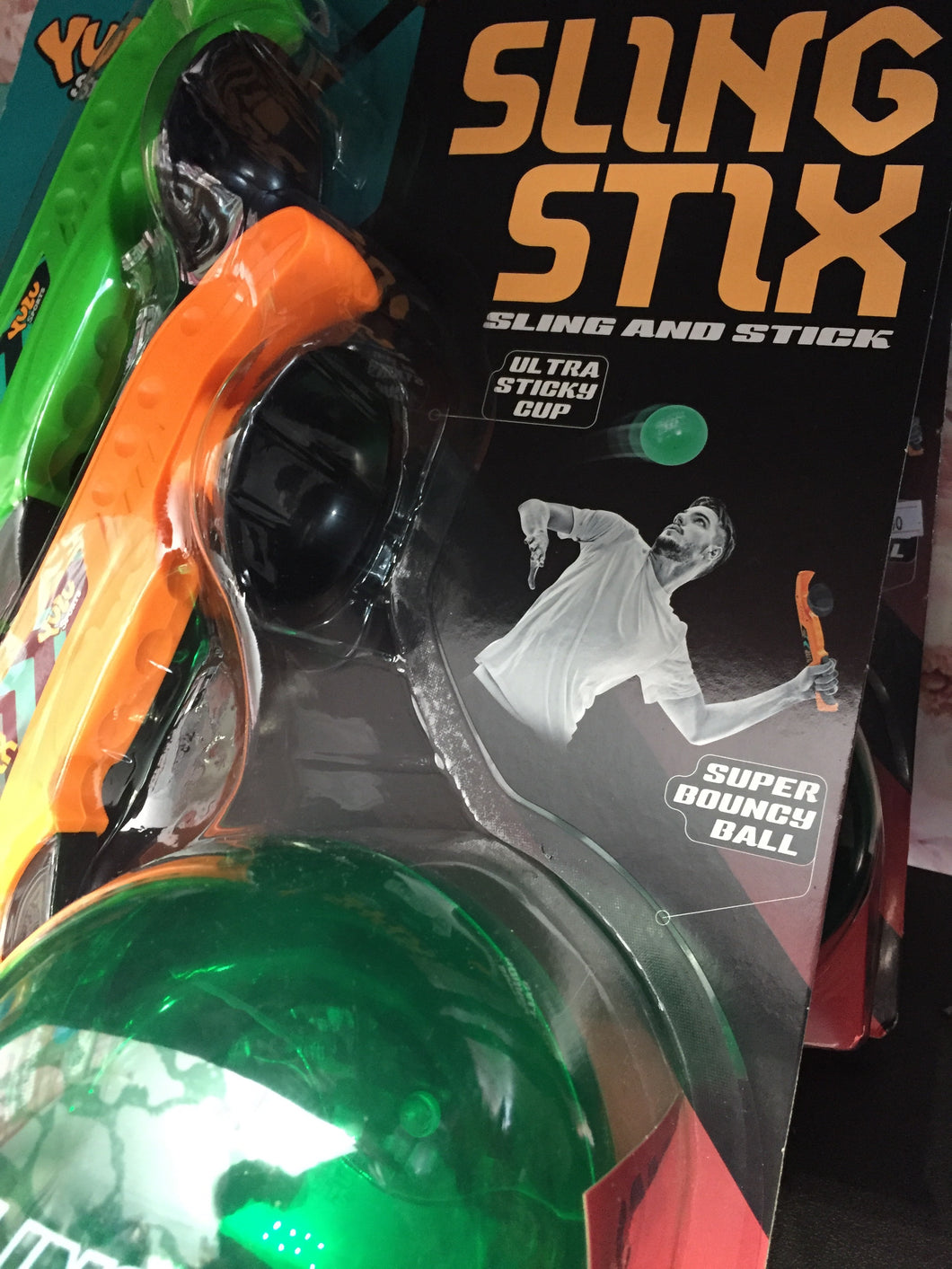 Sling stix - First Class Learning Bradford