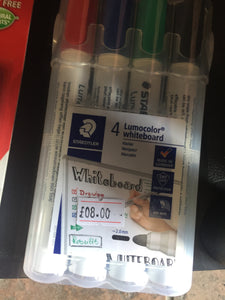Staedtler markers - First Class Learning Bradford