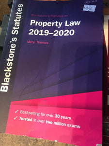 Property law - First Class Learning Bradford
