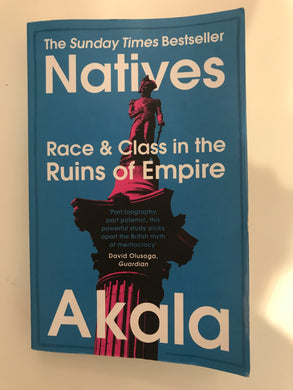 Natives Akala - First Class Learning Bradford