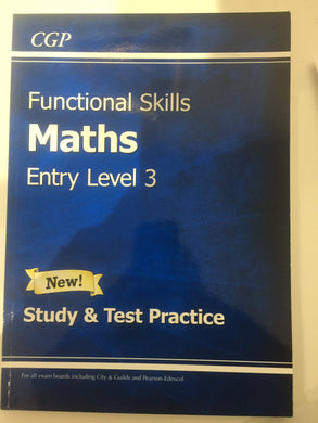Maths functional skills level 3 - First Class Learning Bradford