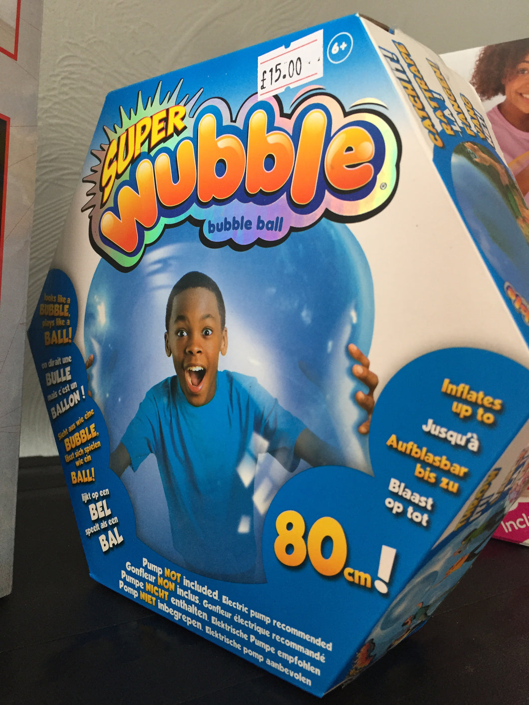 Super wubble bubble ball - First Class Learning Bradford