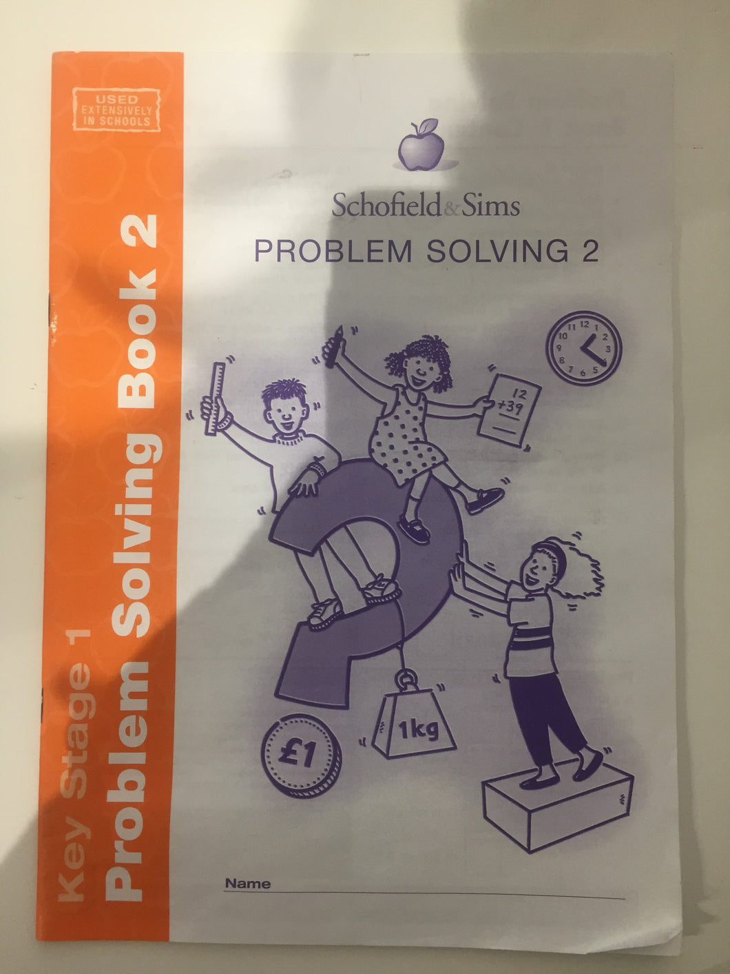 Problem solving KS1 - First Class Learning Bradford