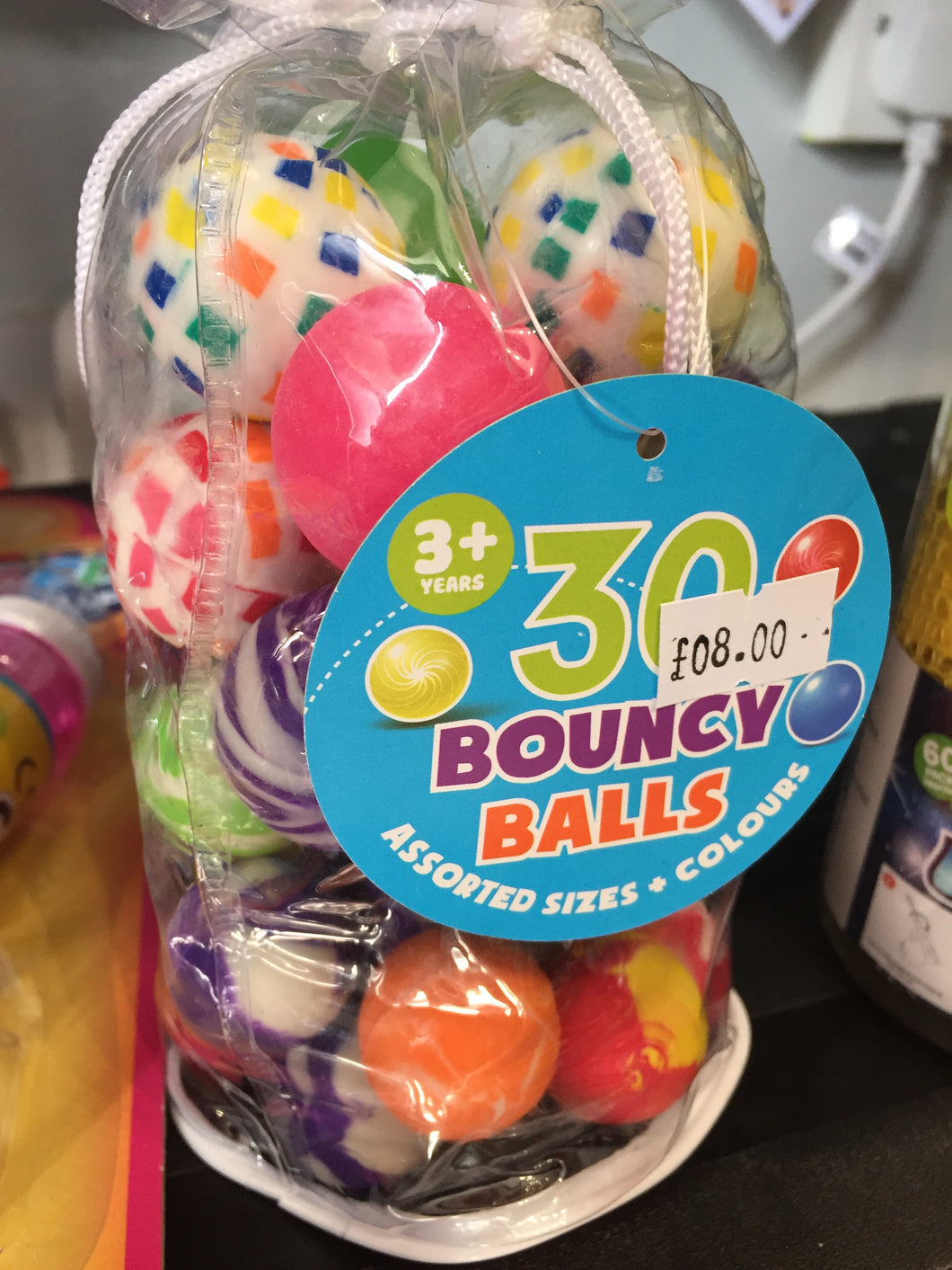 Bouncy balls - First Class Learning Bradford