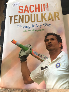 Sachin Tendulkar playing it my way - First Class Learning Bradford