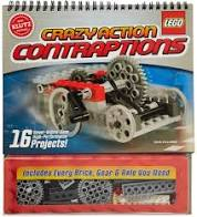 Klutz Lego Crazy Action Contraptions - First Class Learning Bradford