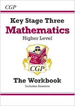 KS3 Maths Workbook (with Answers) - Higher - First Class Learning Bradford