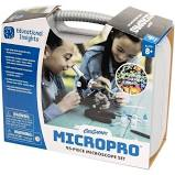 Learning Resources 95 Piece Geosafari MicroPro Set - First Class Learning Bradford