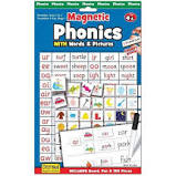 Fiesta Crafts Magnetic Learning Activities Phonics - First Class Learning Bradford