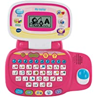 VTech Pre-School My Laptop - Pink - First Class Learning Bradford