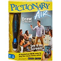 Mattel Games Pictionary Air Family Drawing Game, Links to Smart Devices, 8 Years Old and up - First Class Learning Bradford