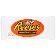 Reese's White Chocolate Peanut Butter Cups 39g - First Class Learning Bradford