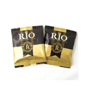 Rio After Dark Ground Filter Coffee  50g sachet - First Class Learning Bradford