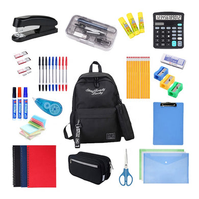 Back to School Stationery Kit and Bag - First Class Learning Bradford