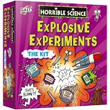 Horrible Science Explosive Experiments - First Class Learning Bradford