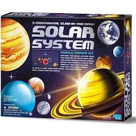 Solar System Mobile Making Kit - First Class Learning Bradford