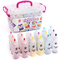 TBC The Best Crafts Tie-Dye Art Kit for over 18 Kids to Play, Easy & Fun - First Class Learning Bradford