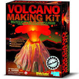 4M Great Gizmo Volcano Making Kit - First Class Learning Bradford