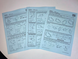 GCSE MATHS-ENGLISH-SCIENCE WORK BOOK BUNDLE - First Class Learning Bradford