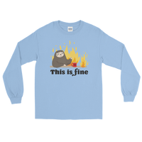 This Is Fine (Pullover)