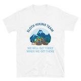 Sloth Hiking Team (T-Shirt)