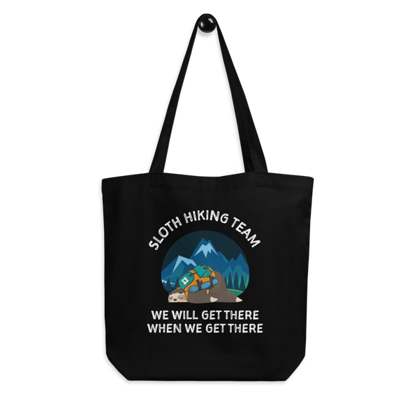Sloth Hiking Team (Tote)