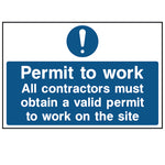 Permit to work - CONS0003 - Virus Safety