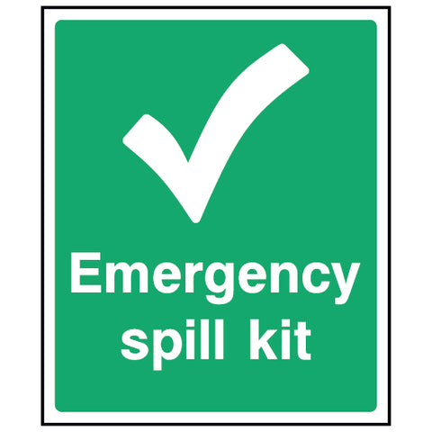 Emergency spill kit - FAID0010 - Virus Safety