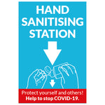 Hand Sanitising Station - Covid-19-0025 - Virus Safety