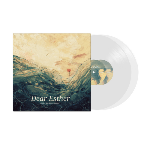 Jessica Curry - Dear Esther [New 1x 12-inch Clear Vinyl LP]