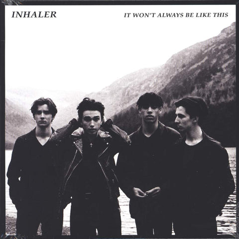 "Inhaler - It Won't Always Be Like This [New Limited Edition 1x 7"" Black Vinyl]"
