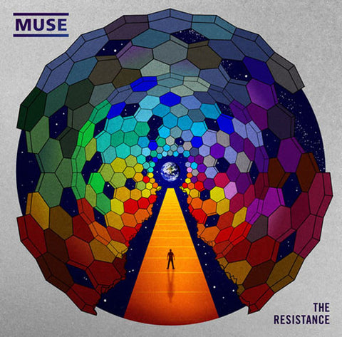 "Muse  ‎– The Resistance (12"" Vinyl)"